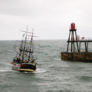 Whitby Boat